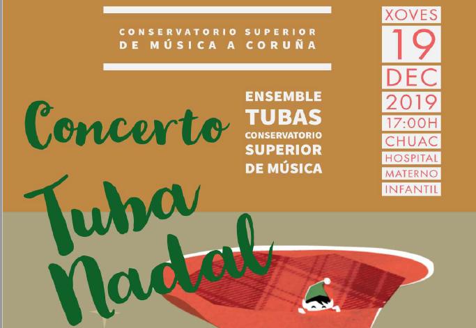 Concierto Tuba Navidad