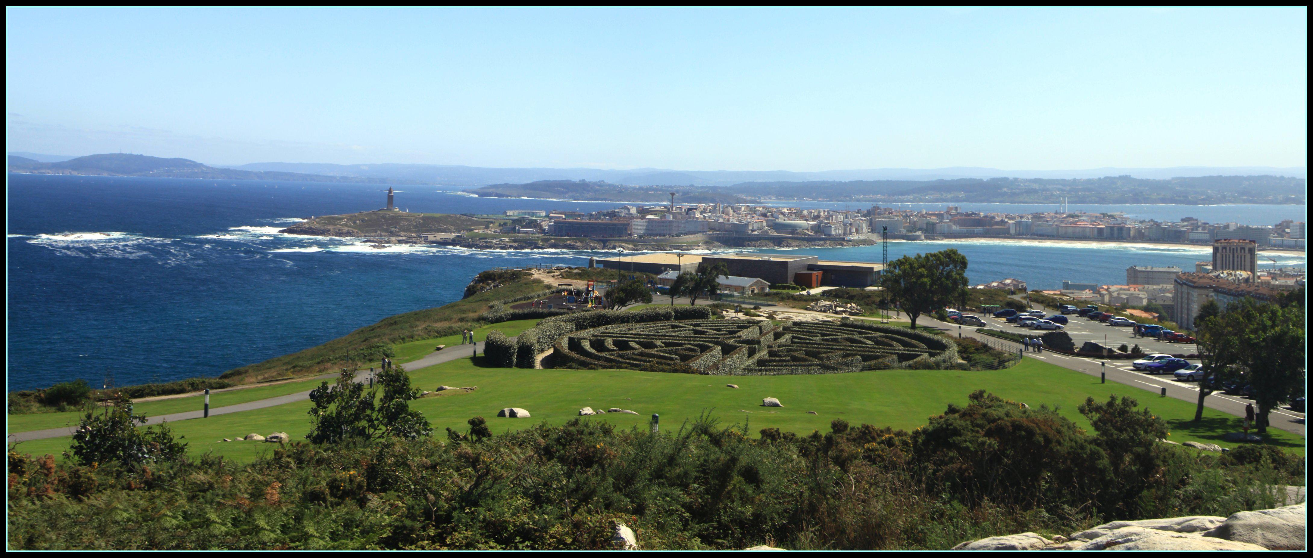 A_Coruña_desde_o_Monte_de_San_Pedro