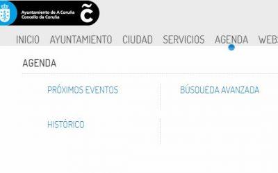 Agenda de Ocio A Coruña