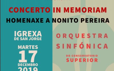 Concierto Homenaje a Nonito Pereira